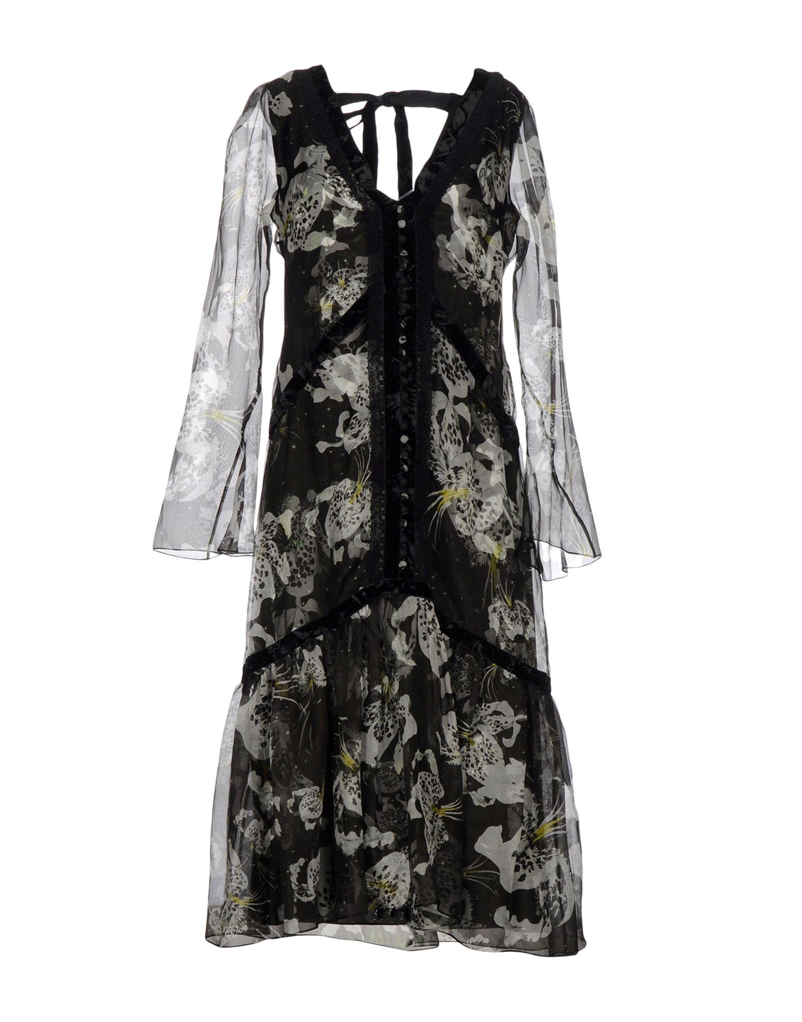 ERDEM Платье длиной 3/4 lisa corti платье длиной 3 4