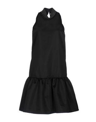 BRUNELLO CUCINELLI Damen Kurzes Kleid Farbe Schwarz Größe 5 Sale Angebote Drieschnitz-Kahsel