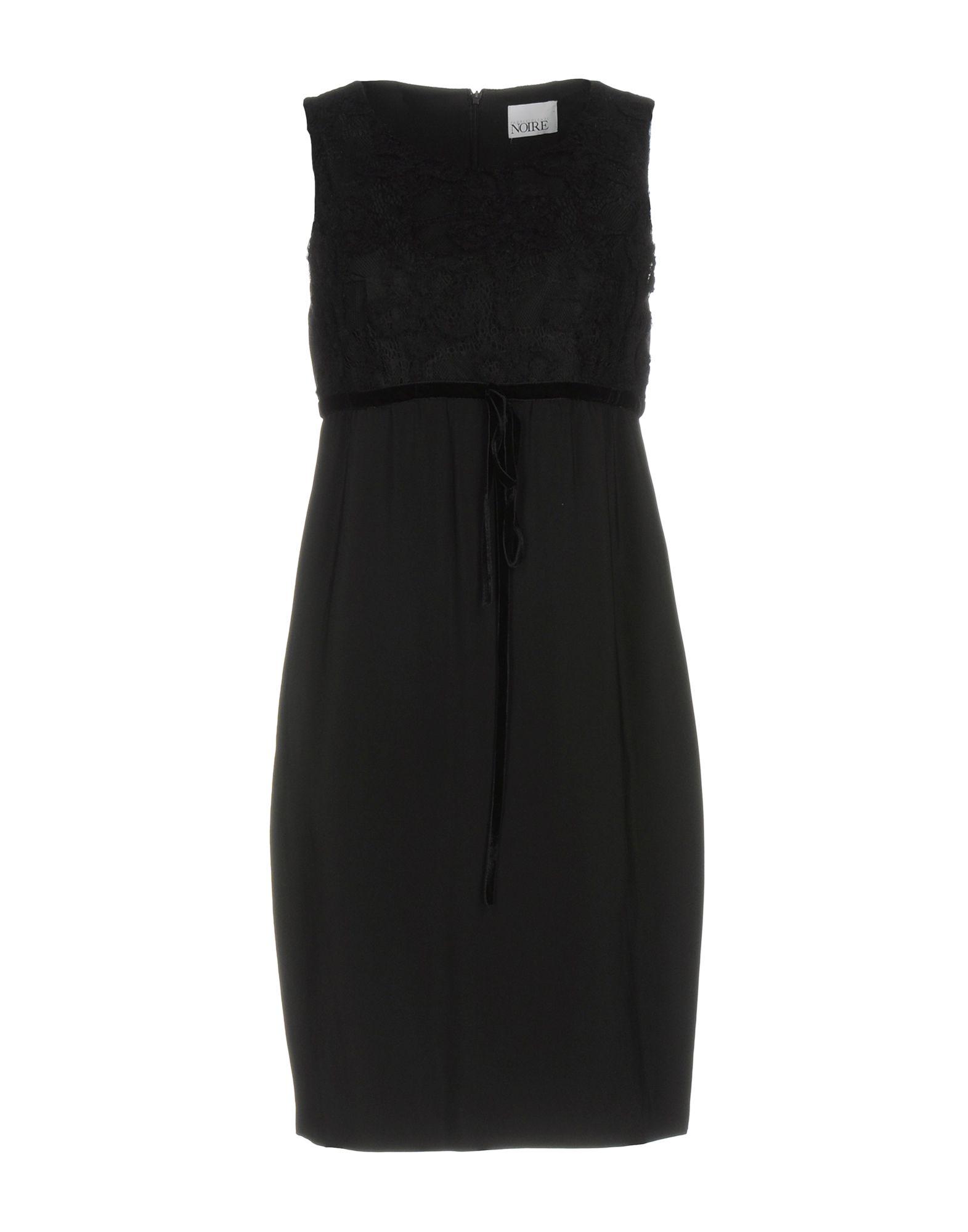 купить FABRIZIO LENZI NOIRE Короткое платье по цене 8100 рублей