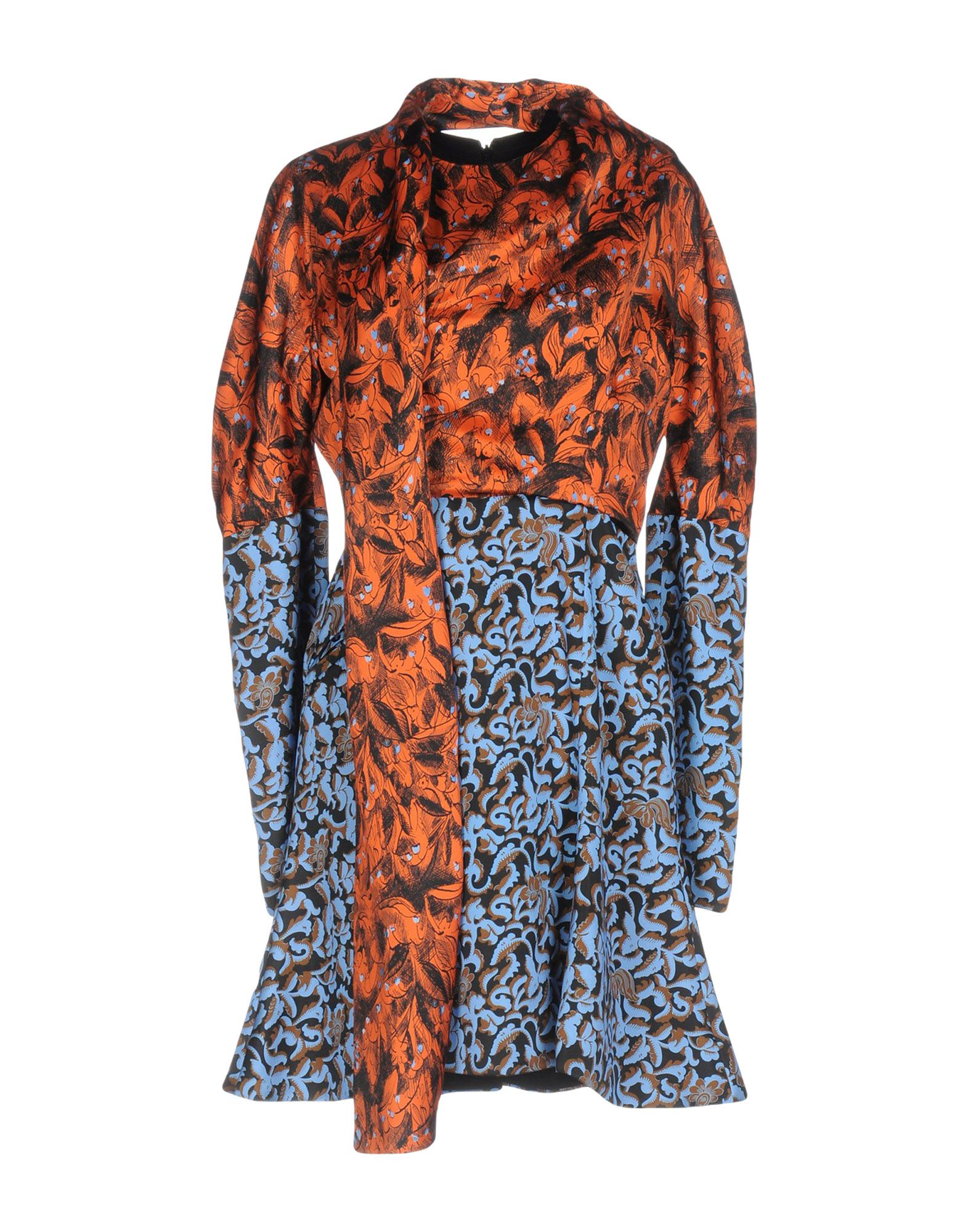 DIOR Короткое платье цена 2017