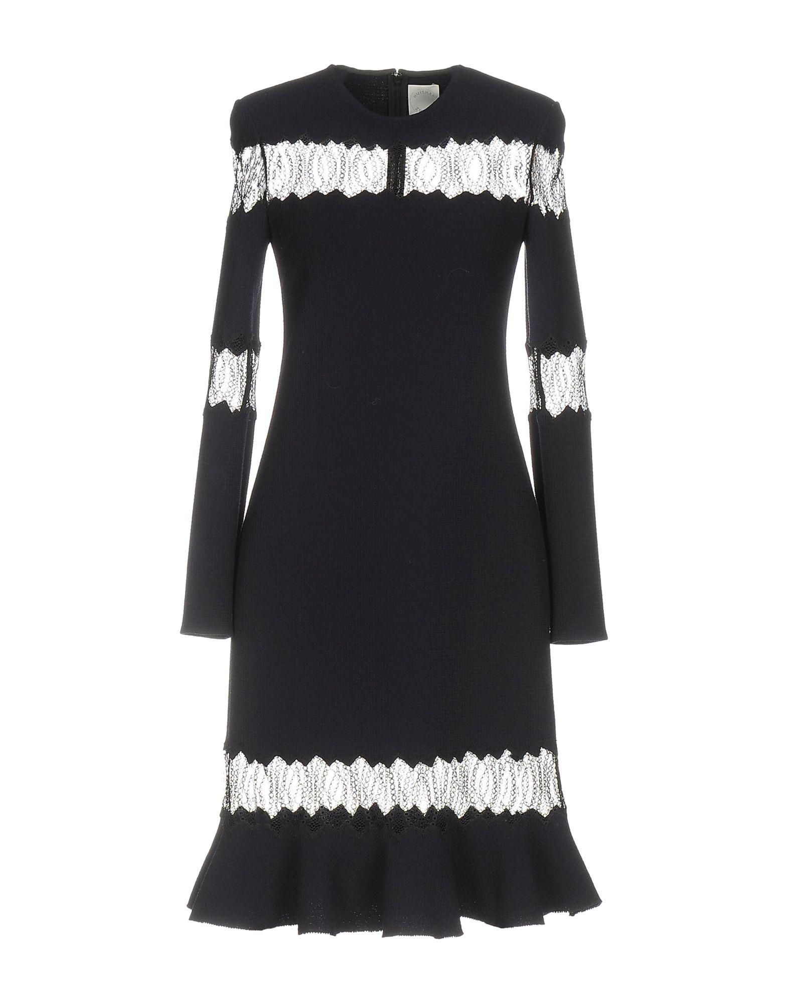 HUISHAN ZHANG Короткое платье цена