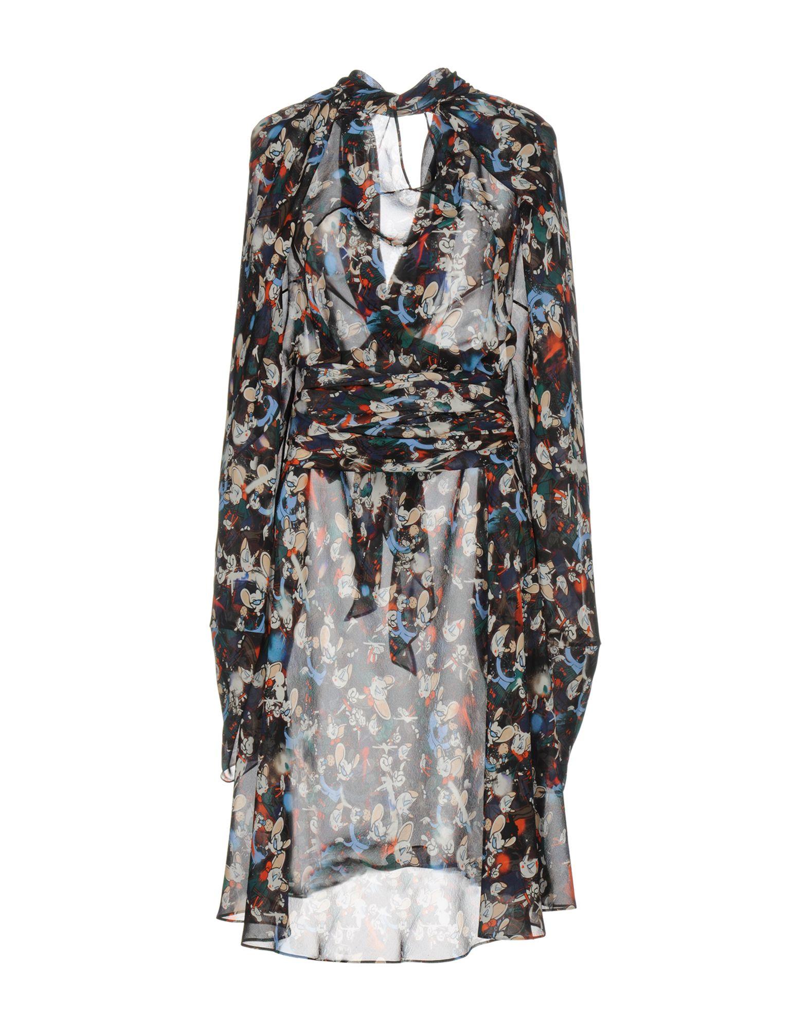 MAISON MARGIELA Короткое платье cazdzy короткое коктейльное платье с бантами