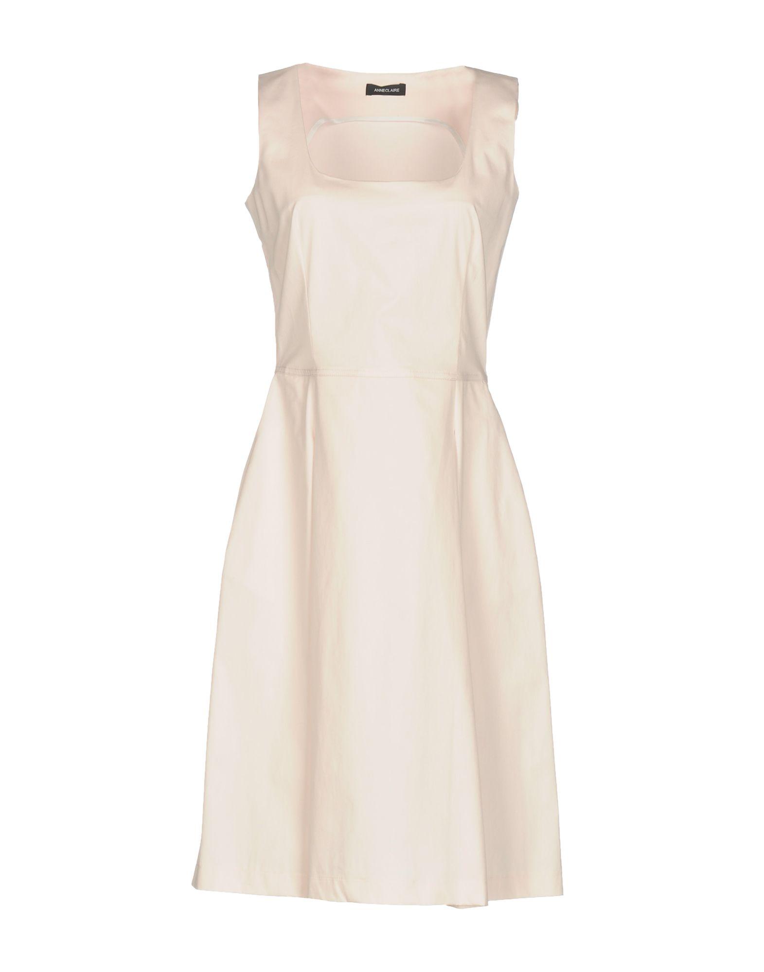 цена ANNECLAIRE Платье до колена онлайн в 2017 году