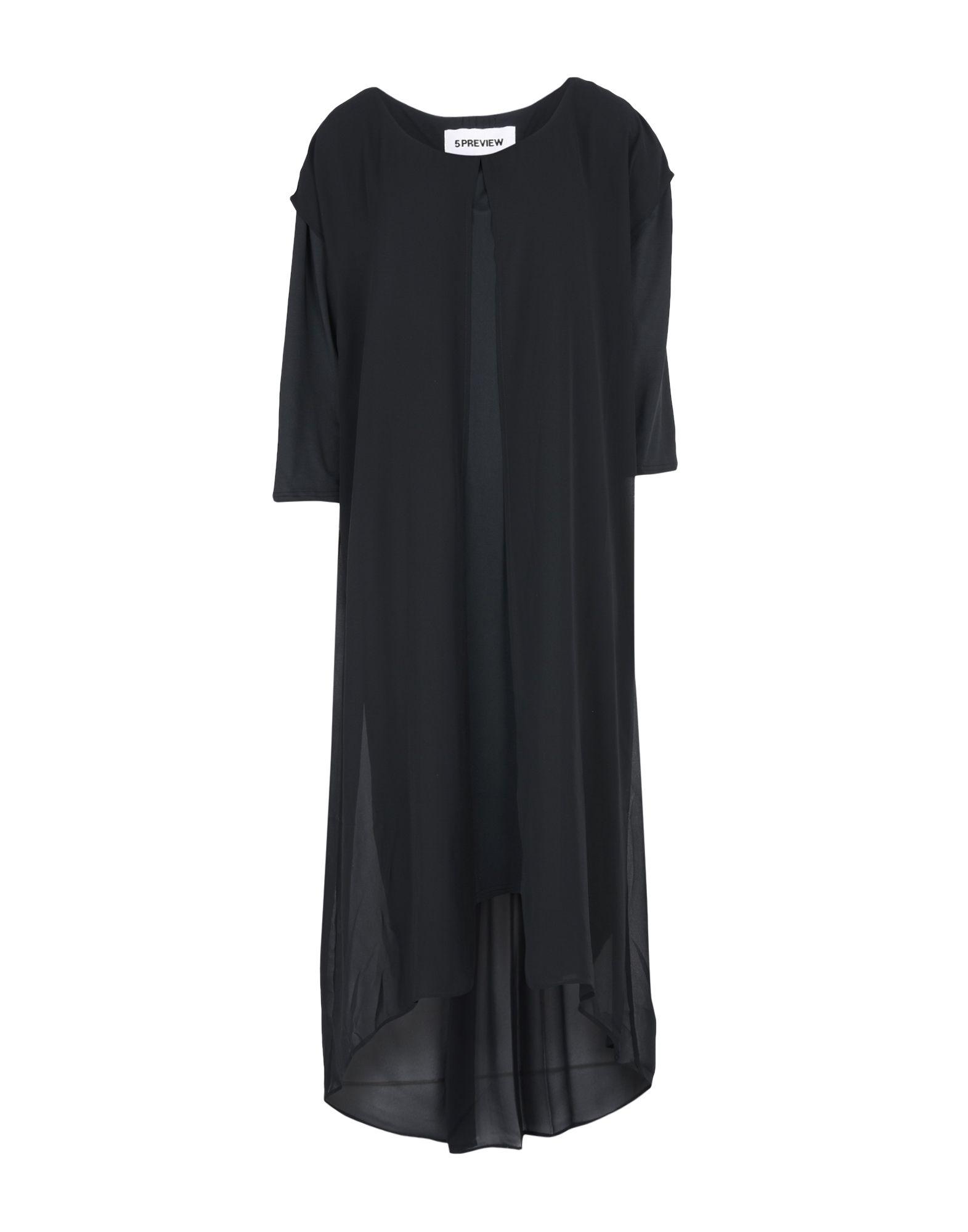 5PREVIEW Платье длиной 3/4 lisa corti платье длиной 3 4