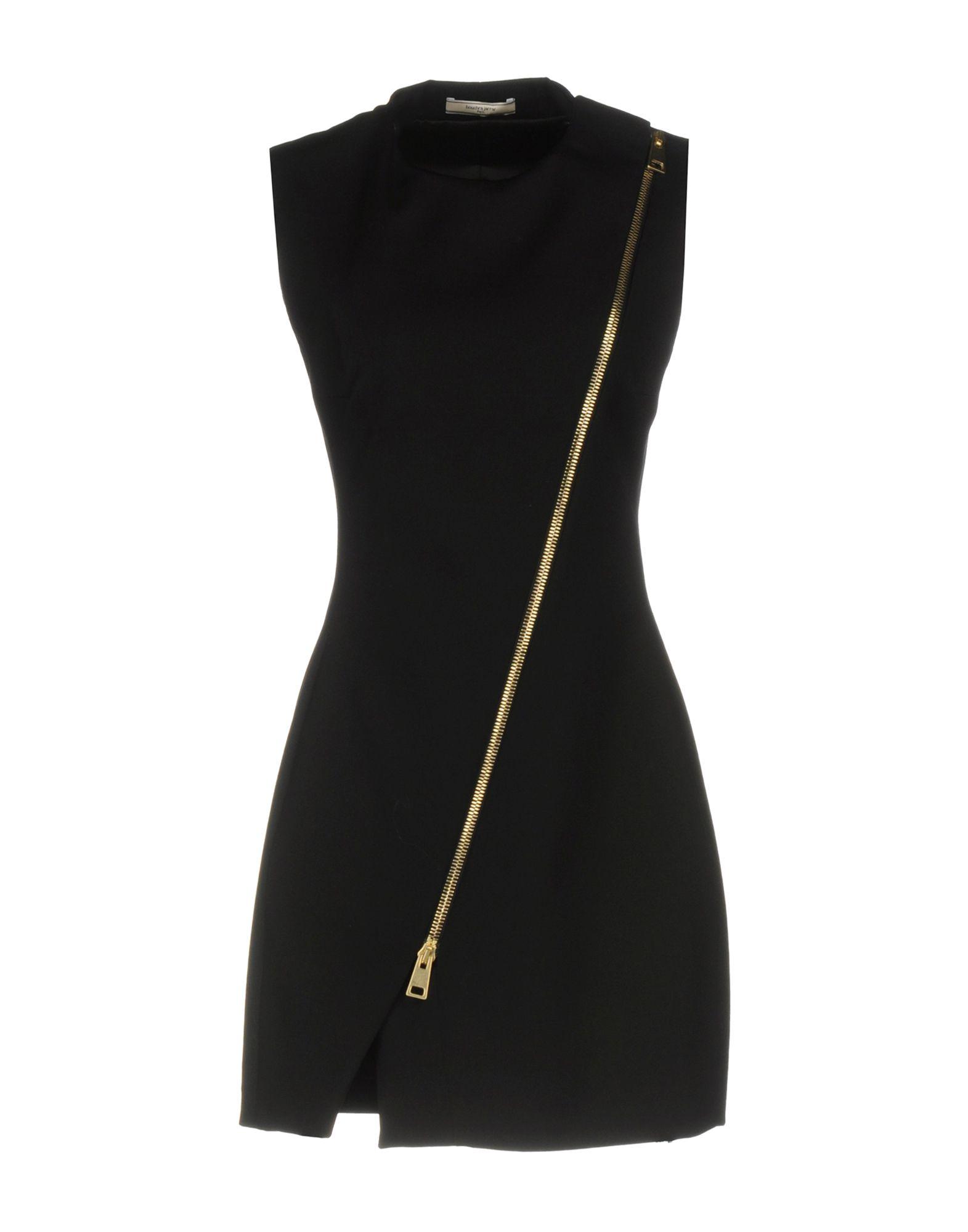 BOUCHRA JARRAR Короткое платье bouchra jarrar блузка