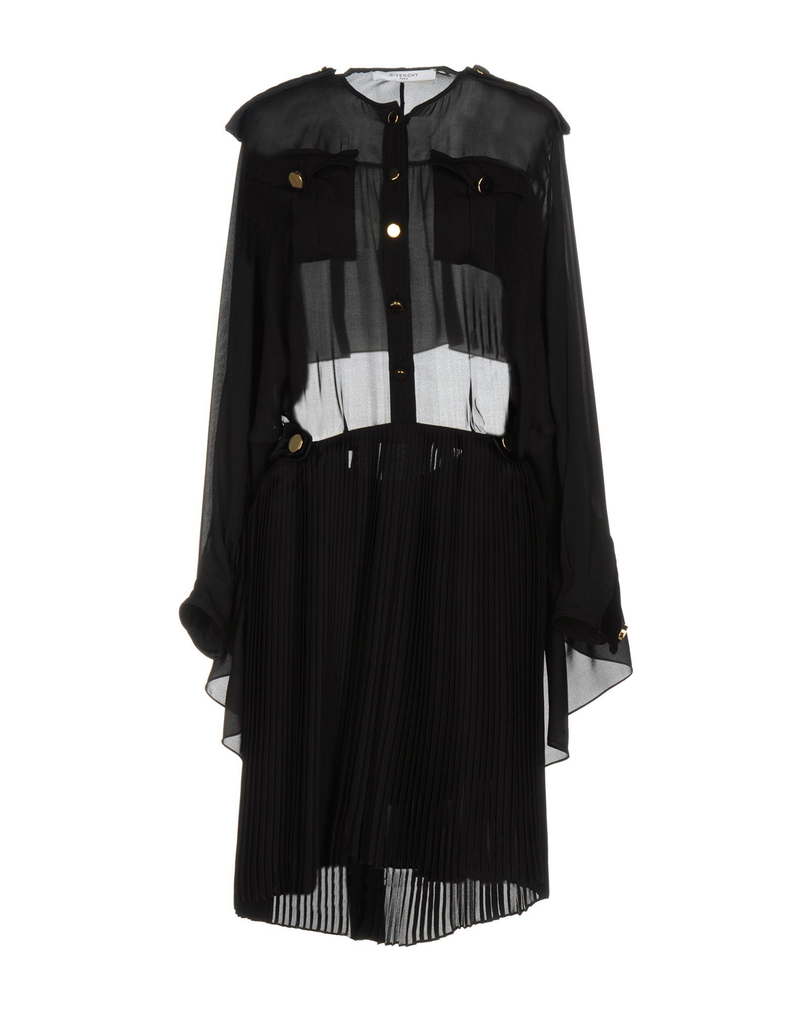 GIVENCHY Платье длиной 3/4 givenchy платье длиной 3 4
