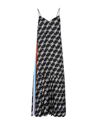 Длинное платье от LUCKY CHOUETTE