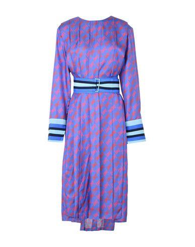 Платье длиной 3/4 от LUCKY CHOUETTE