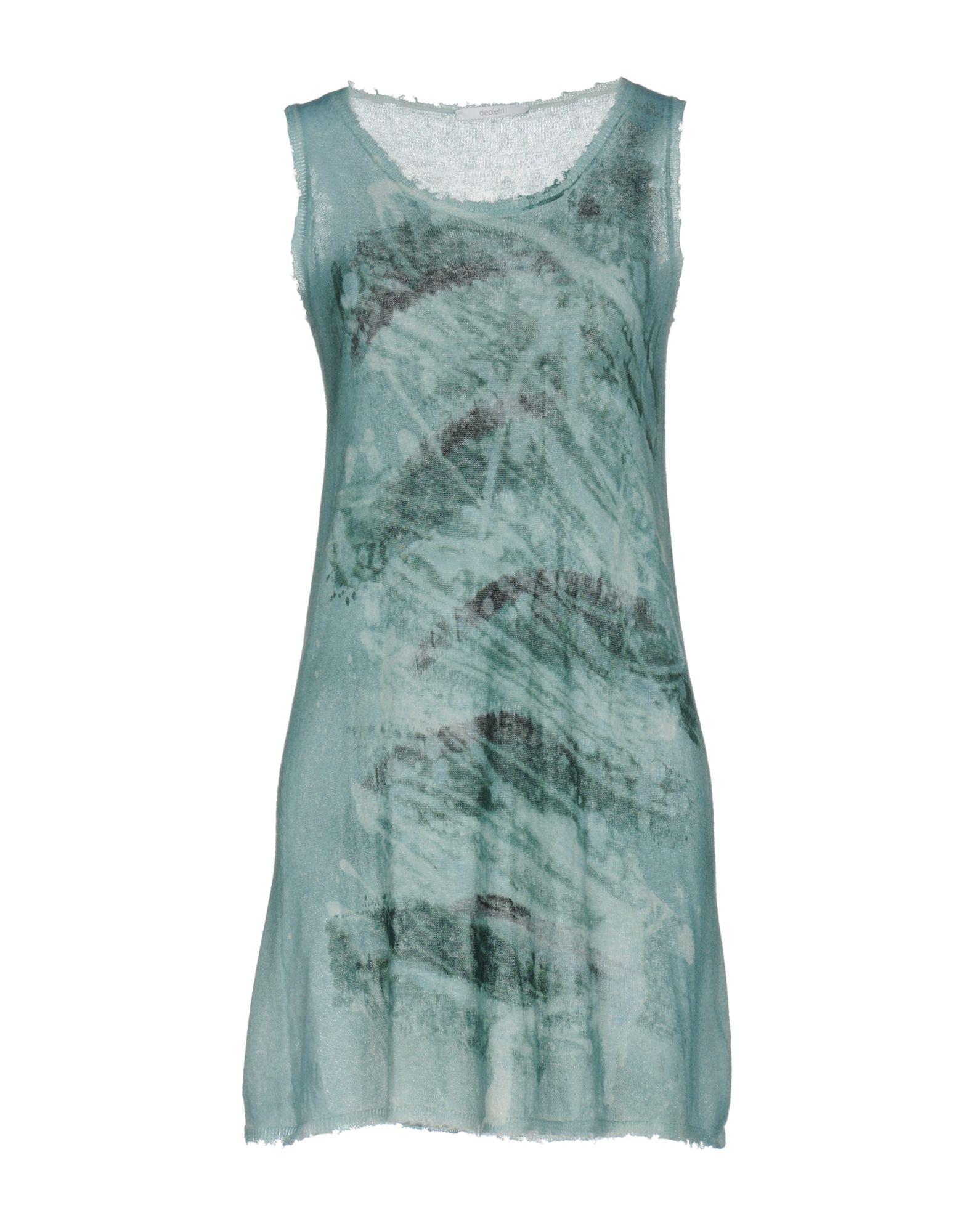 где купить DE PIETRI Платье до колена по лучшей цене