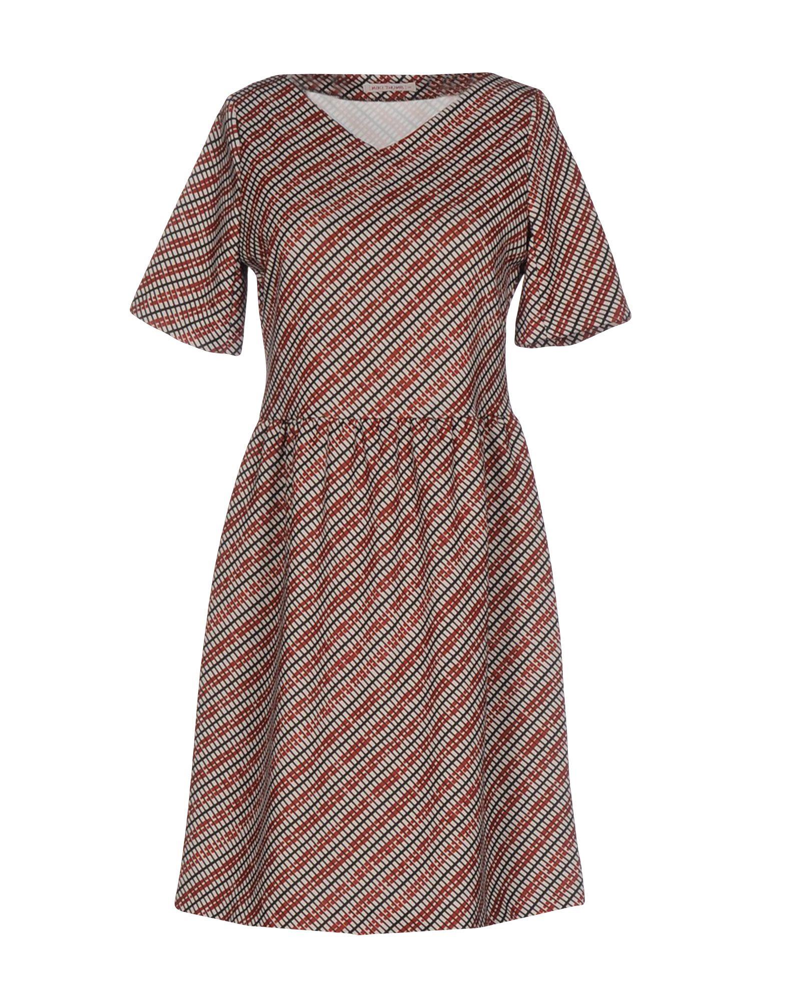 MIKI THUMB Короткое платье