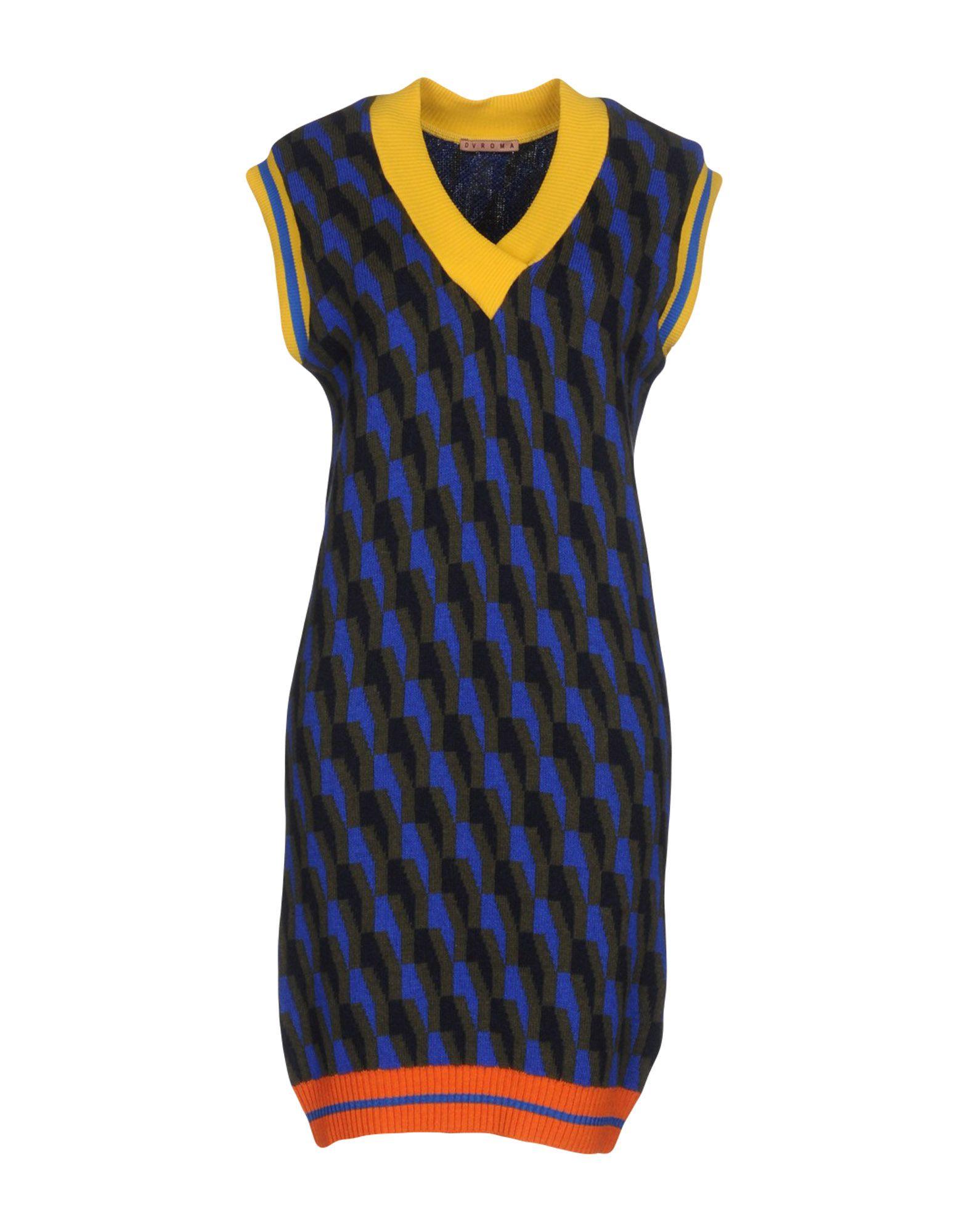 все цены на  DV Roma Короткое платье  в интернете