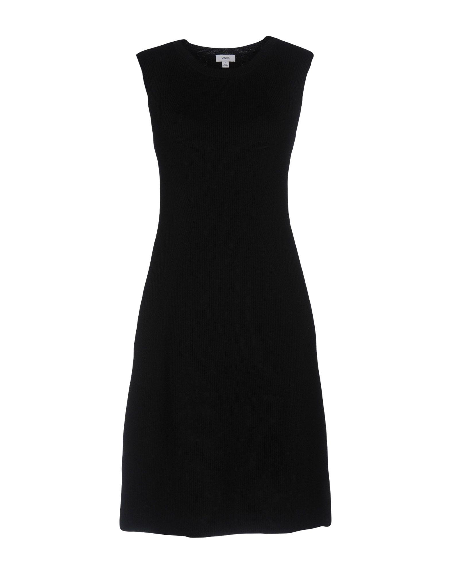 VINCE. Короткое платье недорго, оригинальная цена