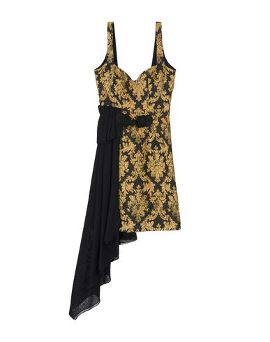 Короткое платье MANGANO 34750357HS