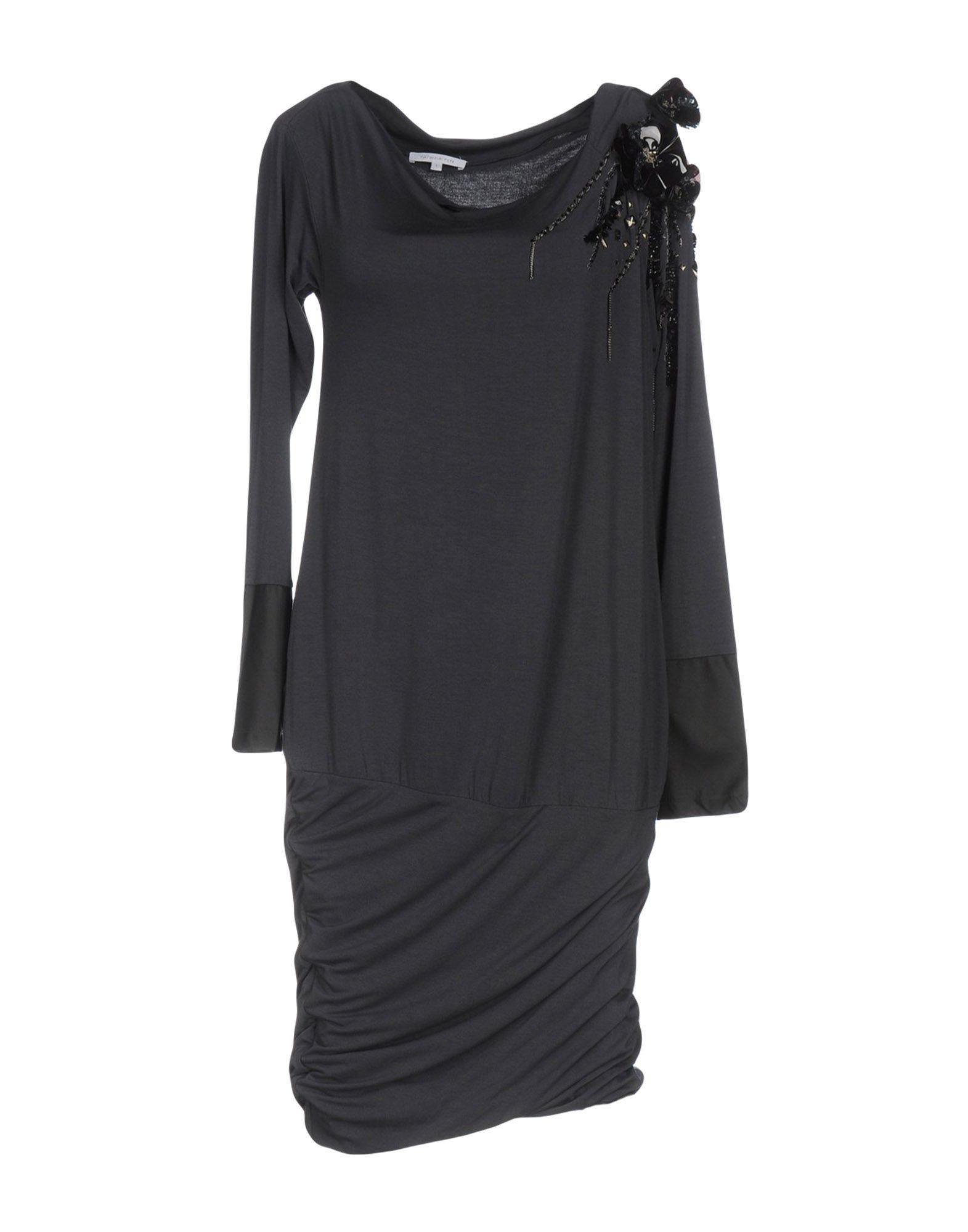 цена PATRIZIA PEPE Платье до колена онлайн в 2017 году