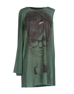 Schmogrow-Fehrow Angebote MARIAGRAZIA PANIZZI Damen Kurzes Kleid Farbe Grün Größe 4