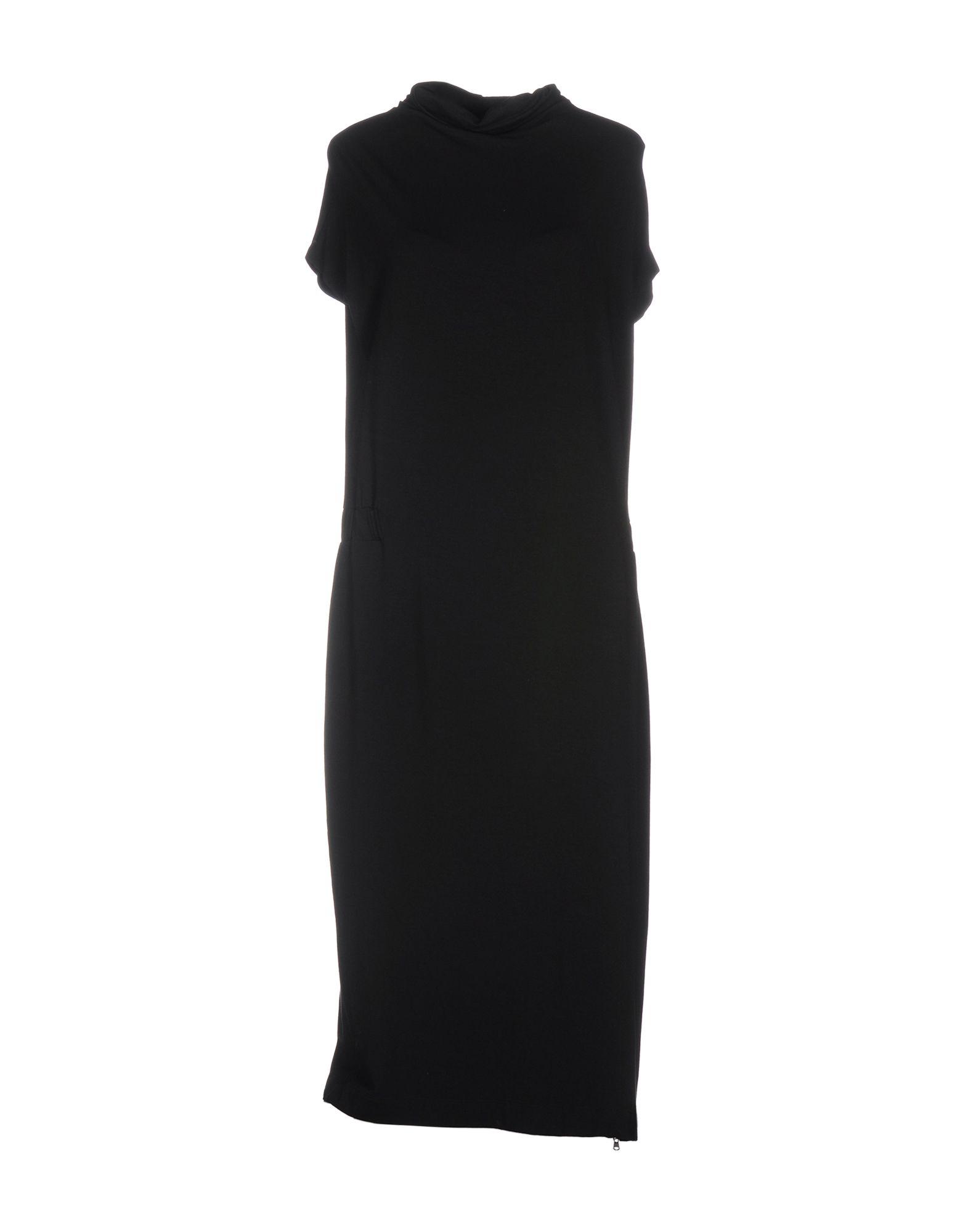 Фото MANILA GRACE DENIM Платье длиной 3/4. Купить с доставкой