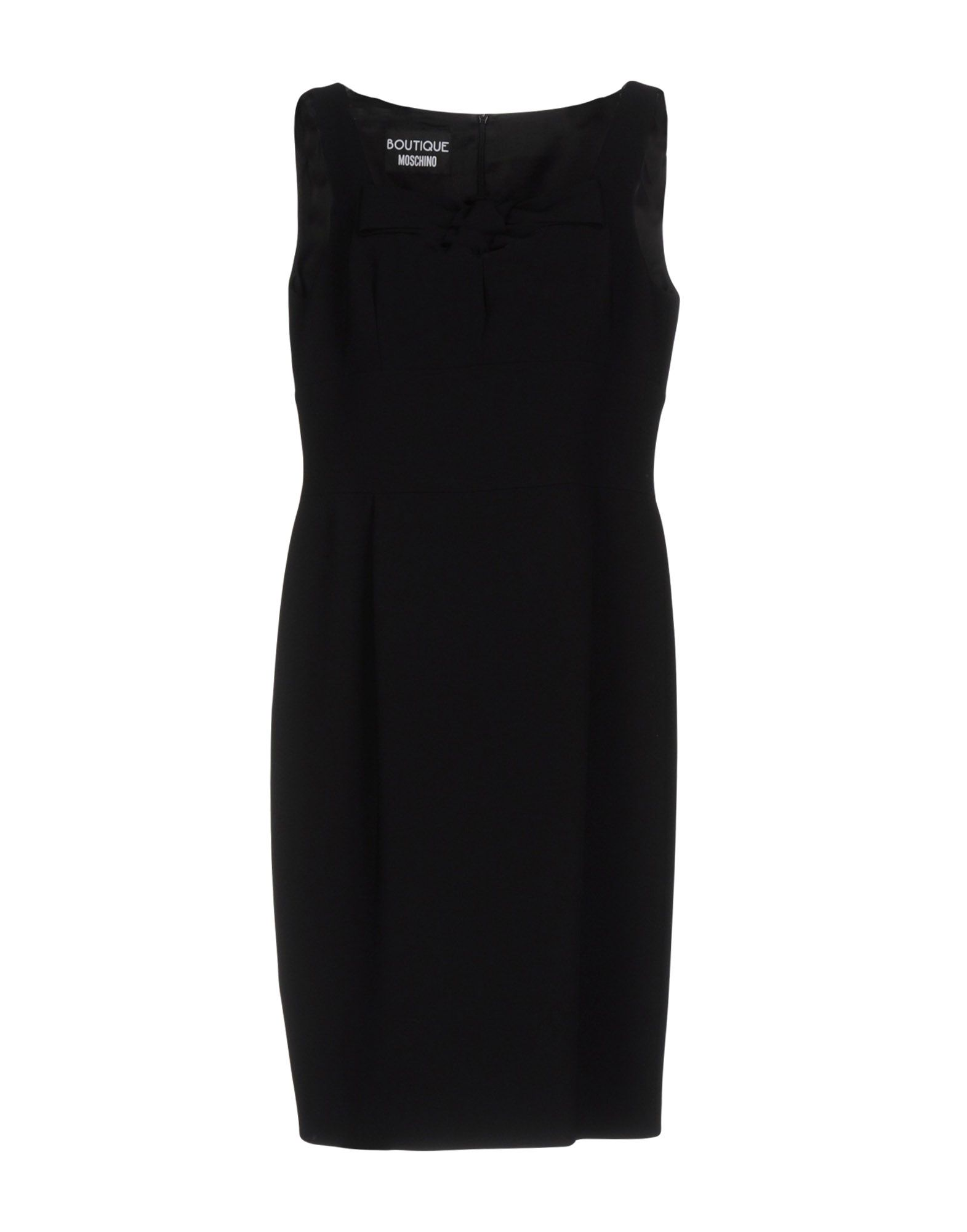 BOUTIQUE MOSCHINO Платье до колена цена 2017