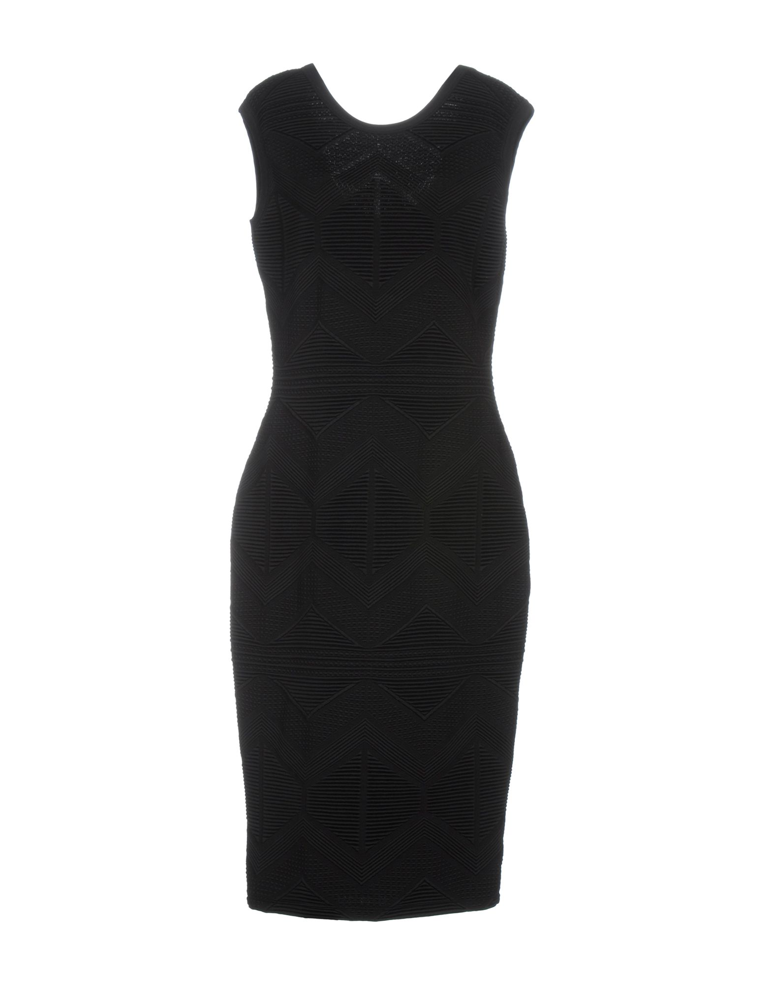 HOLY GHOST Платье до колена недорго, оригинальная цена