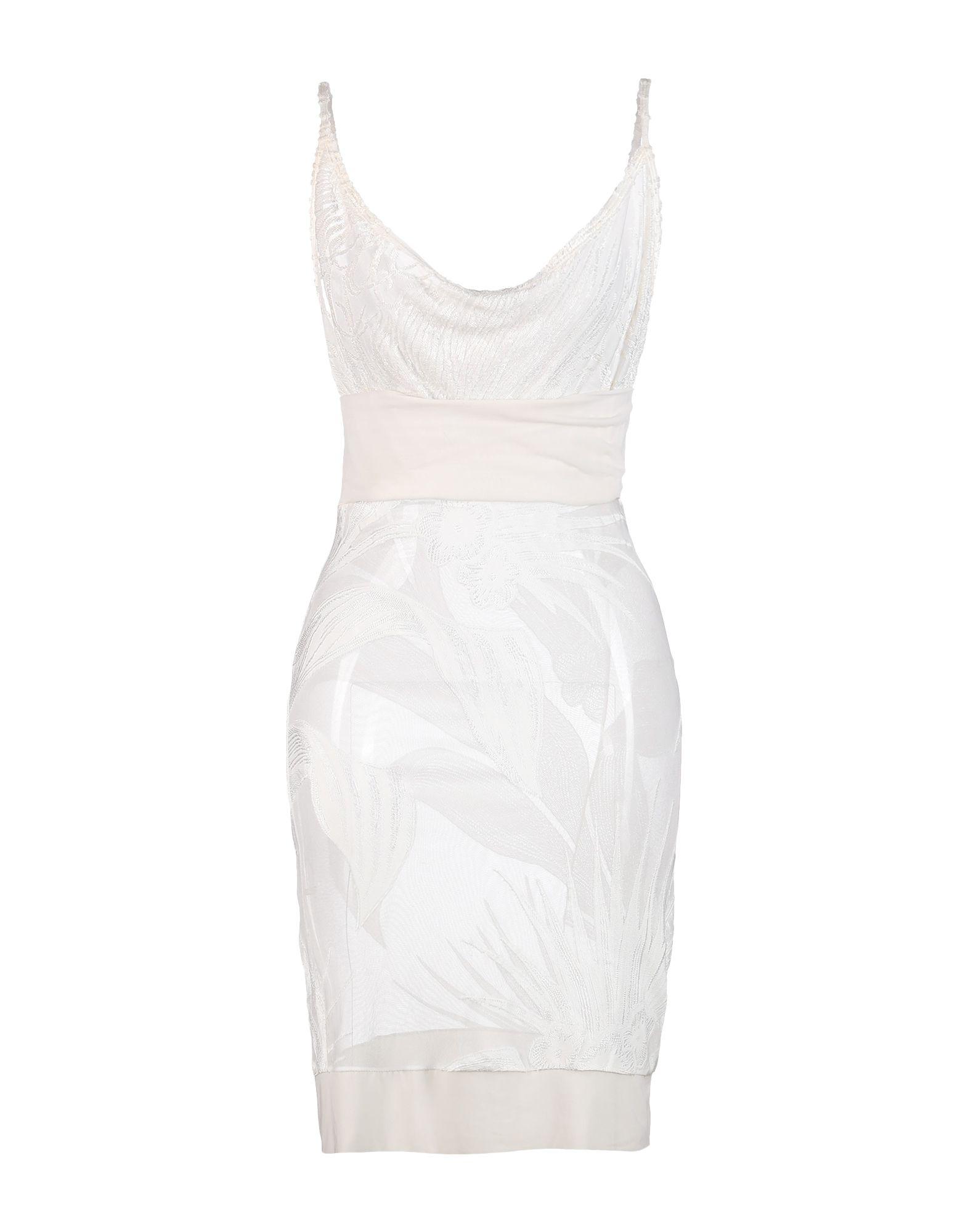 JAN & CARLOS Короткое платье цена 2017