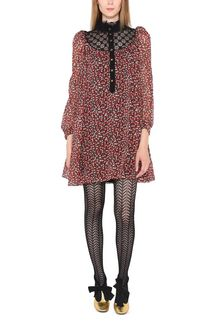 PHILOSOPHY di LORENZO SERAFINI FANCY DOLL DRESS Abito Corto Donna r