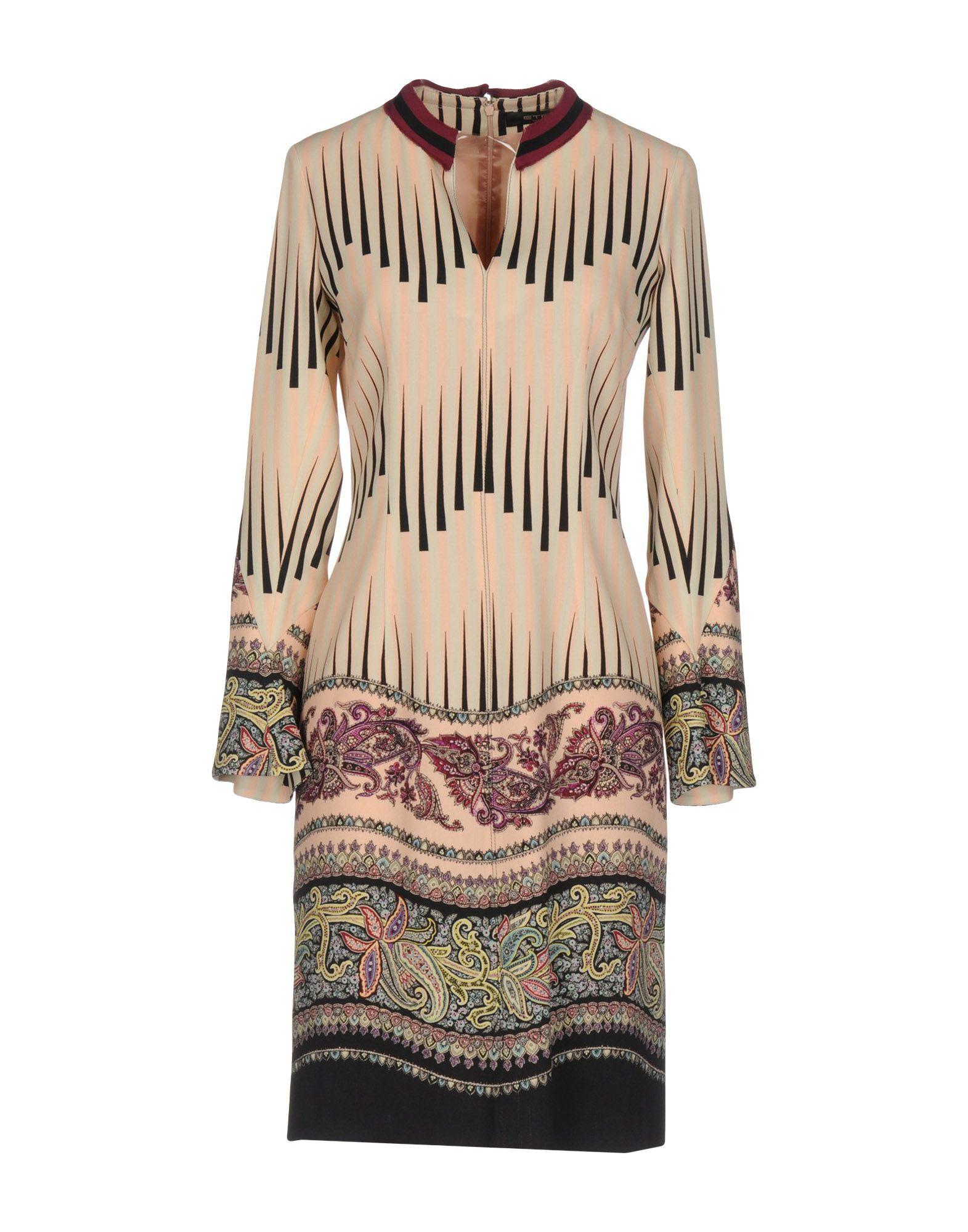ETRO Короткое платье etro короткое платье