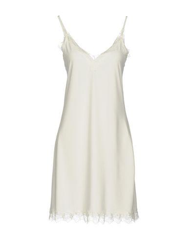 Фото - Женское короткое платье ROSEMUNDE COPENHAGEN цвет слоновая кость