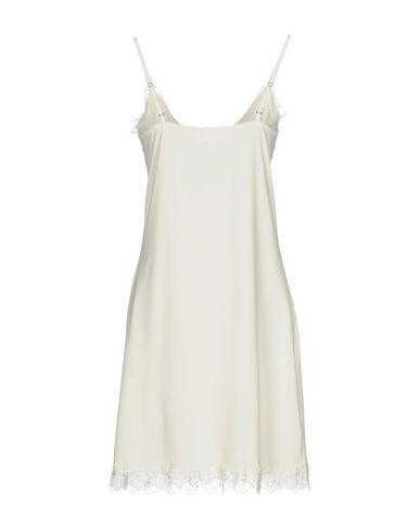 Фото 2 - Женское короткое платье ROSEMUNDE COPENHAGEN цвет слоновая кость