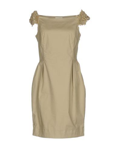 Короткое платье SCERVINO STREET 34751299KX