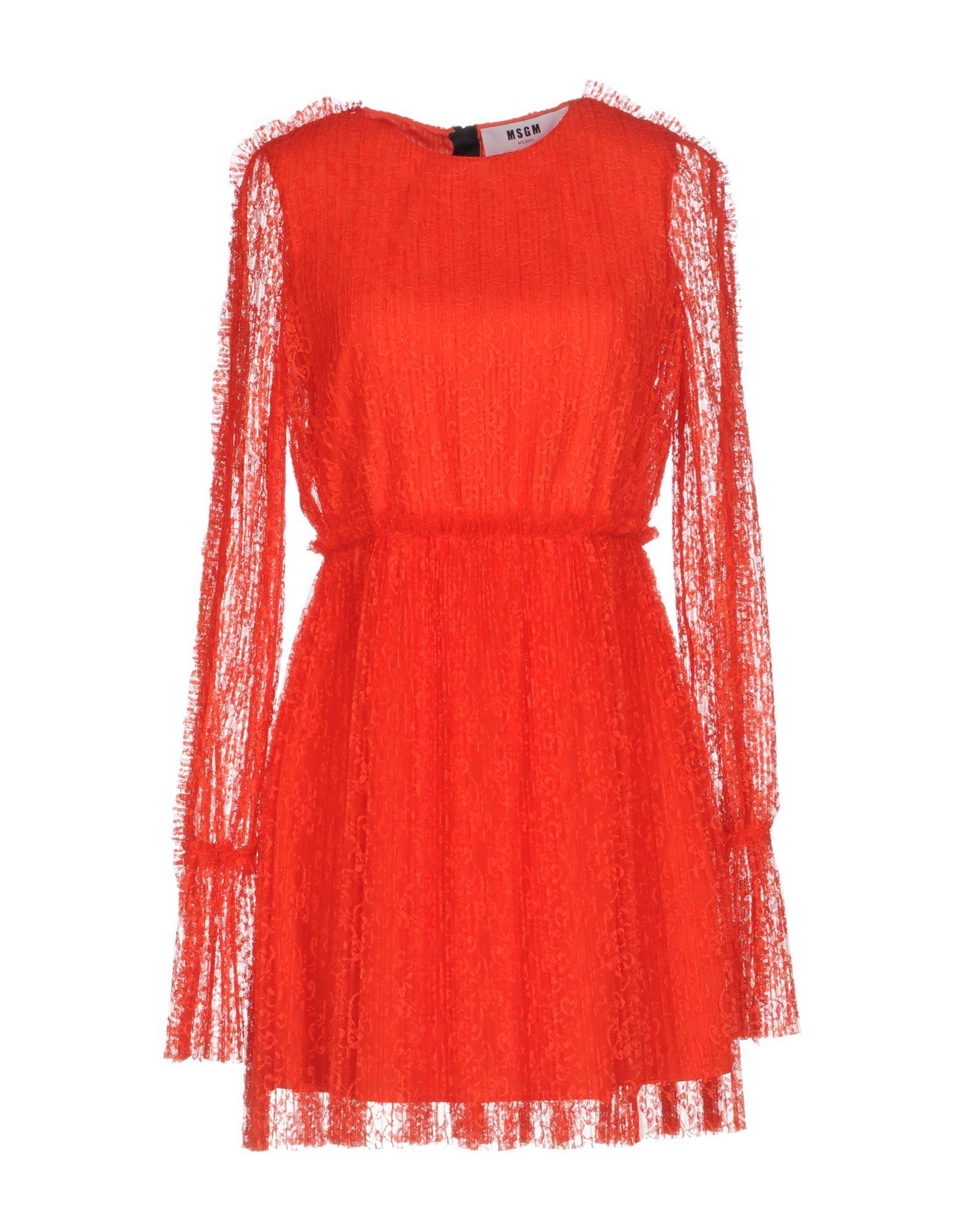 MSGM Короткое платье сумка guess hwvg64 22150 wmt
