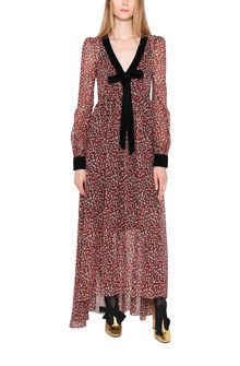 PHILOSOPHY di LORENZO SERAFINI FANCY ROMANCE DRESS Abito Lungo Donna r