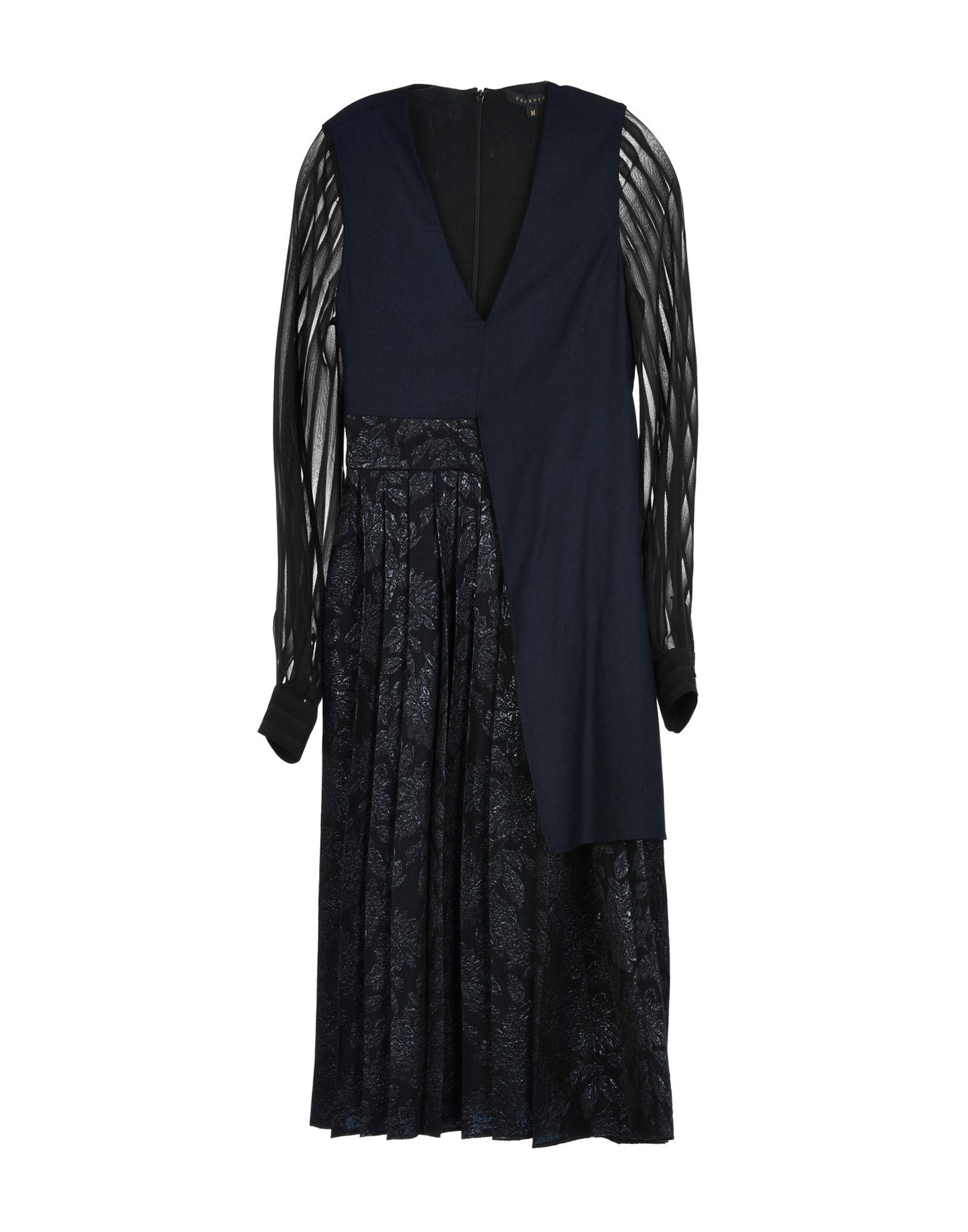 YOHANIX Платье до колена