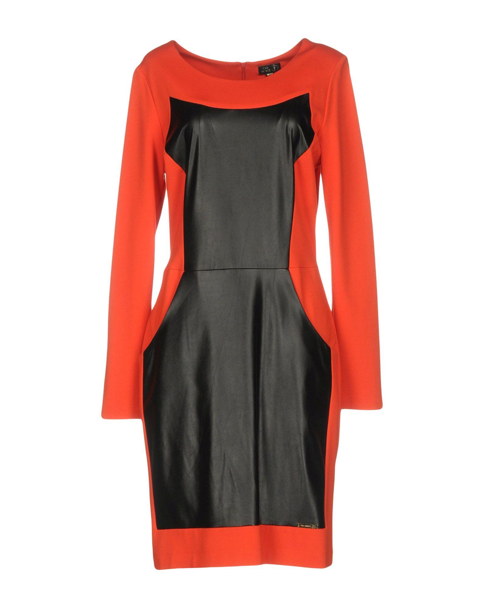 цена EVA MINGE Платье до колена онлайн в 2017 году