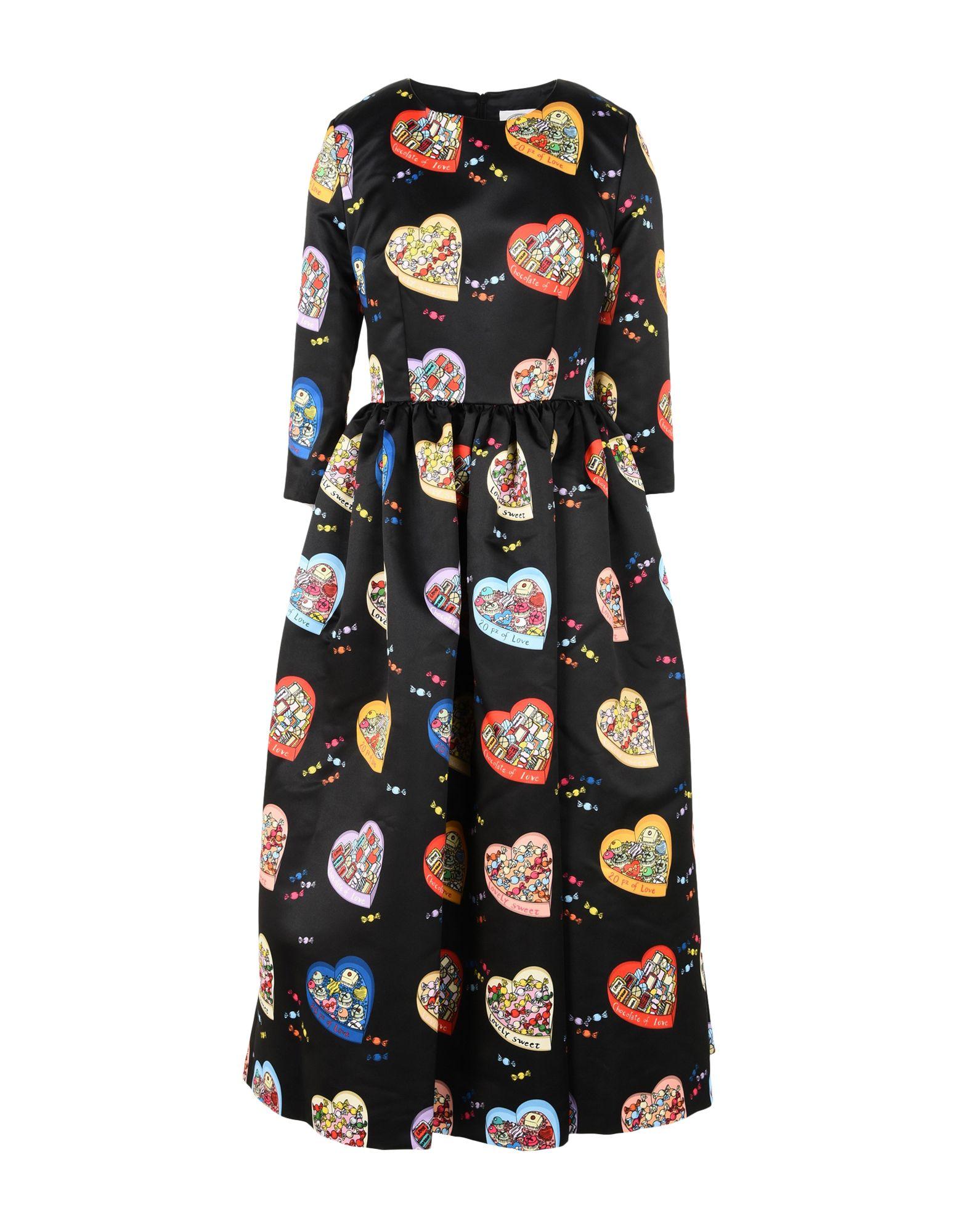 10X10 ANITALIANTHEORY Платье длиной 3/4 lisa corti платье длиной 3 4