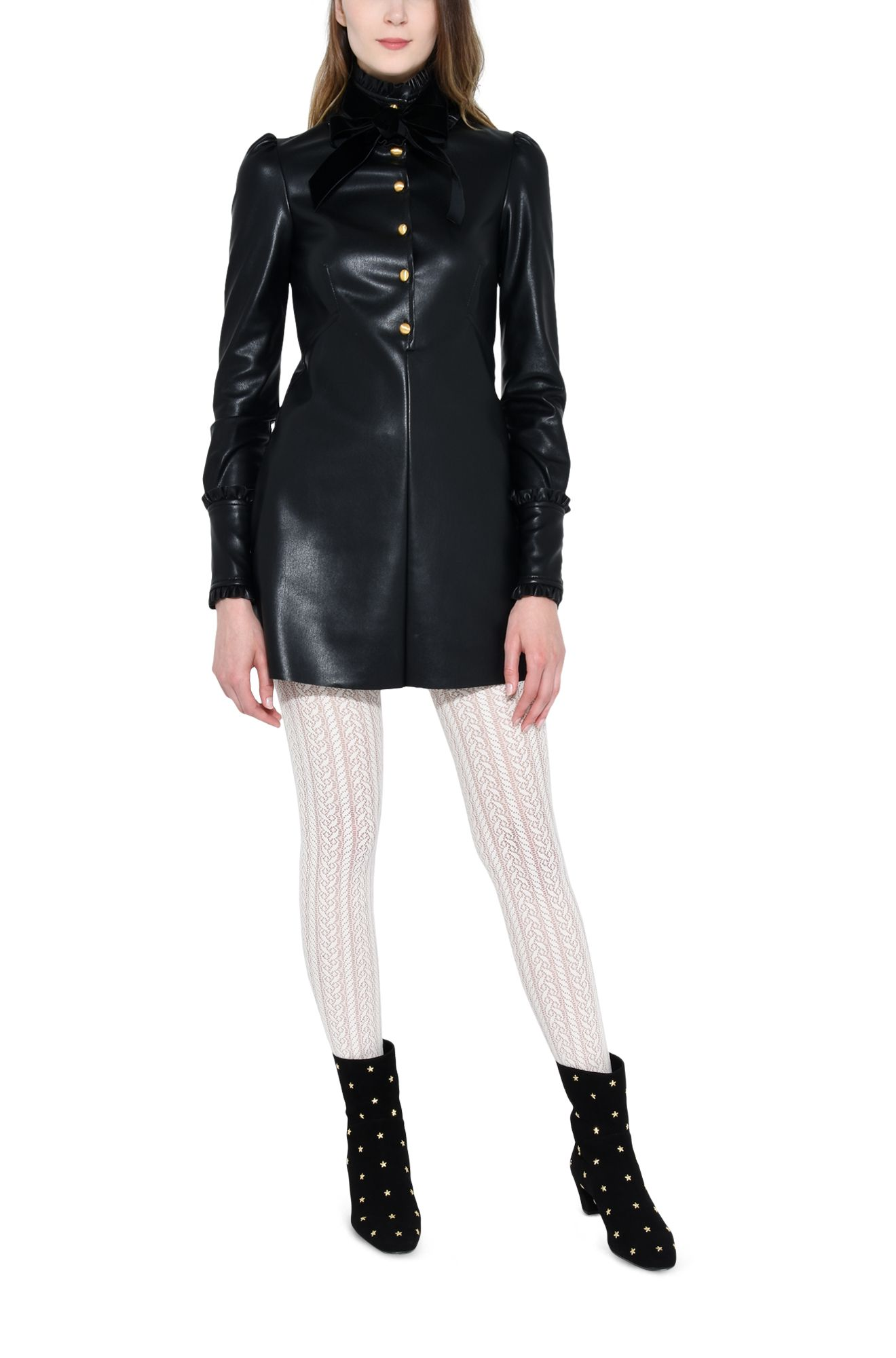 PHILOSOPHY di LORENZO SERAFINI Short Dress D Strapless lace dress r