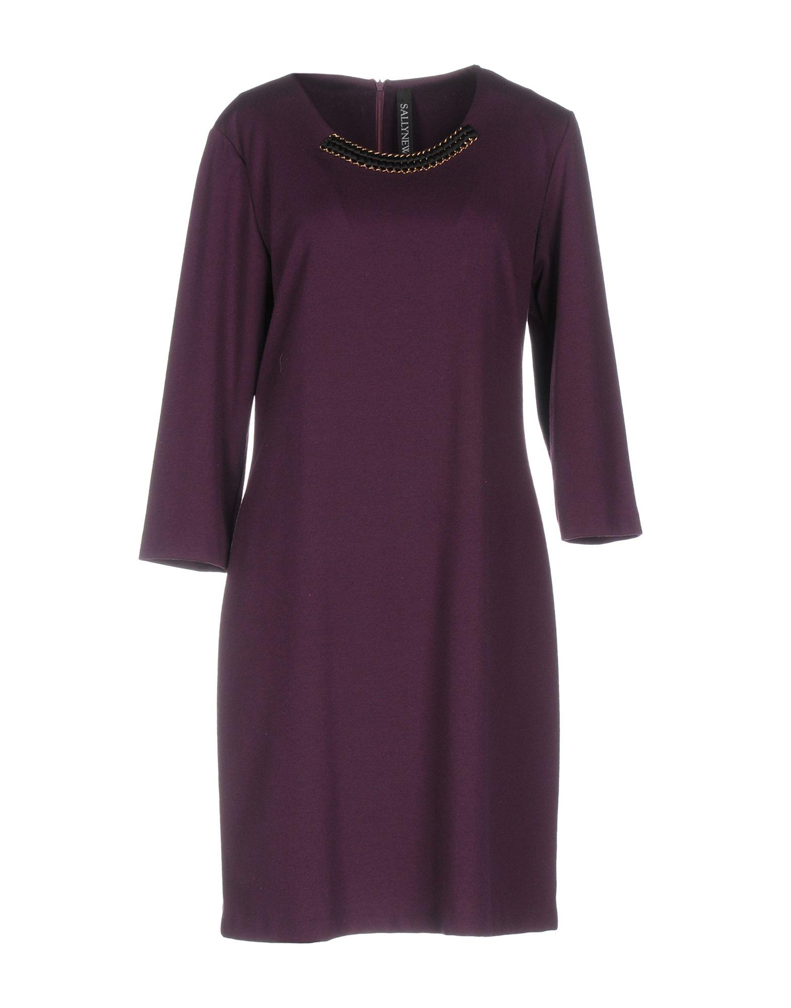 все цены на  SALLY NEW YORK Короткое платье  в интернете