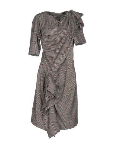 Платье до колена ISABEL MARANT 34752237ND