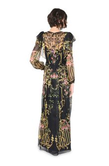 ALBERTA FERRETTI PALACE DROP DRESS Long Dress D r