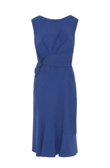 ALBERTA FERRETTI SKY DRESS Short Dress Woman d