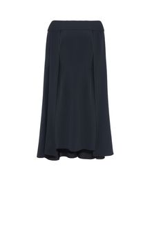 ALBERTA FERRETTI MYSTERY CAPE DRESS Short Dress Woman d