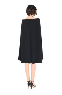 ALBERTA FERRETTI MYSTERY CAPE DRESS Short Dress D r