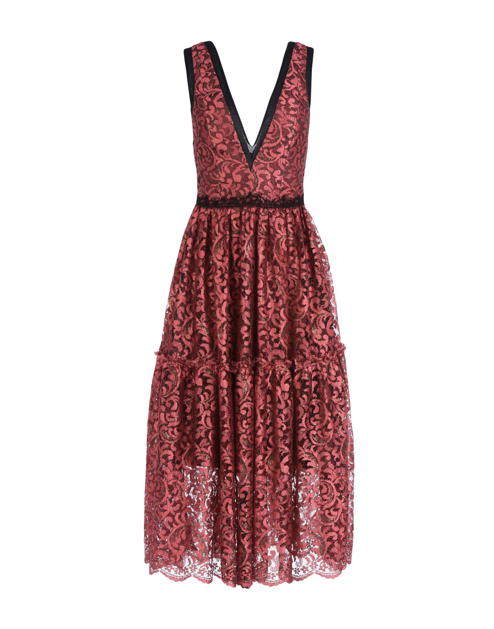 SOPHIA KAH Платье длиной 3/4 lisa corti платье длиной 3 4