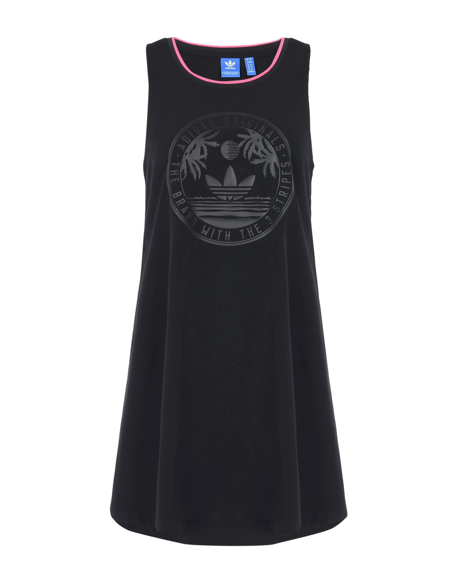 цена ADIDAS ORIGINALS Короткое платье онлайн в 2017 году