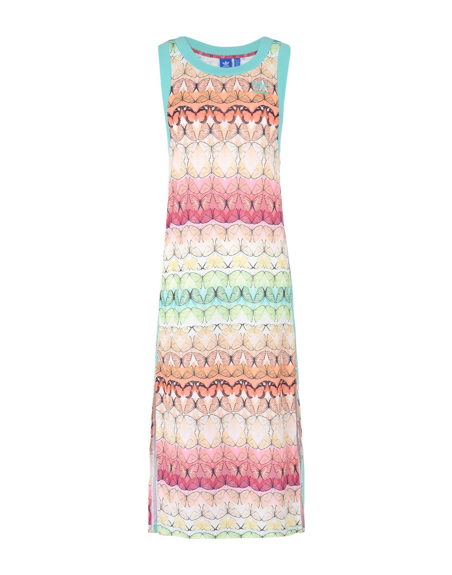 ADIDAS ORIGINALS Платье длиной 3/4 моноблок asus zn220icgk ra040t 90pt01n1 m03090 90pt01n1 m03090