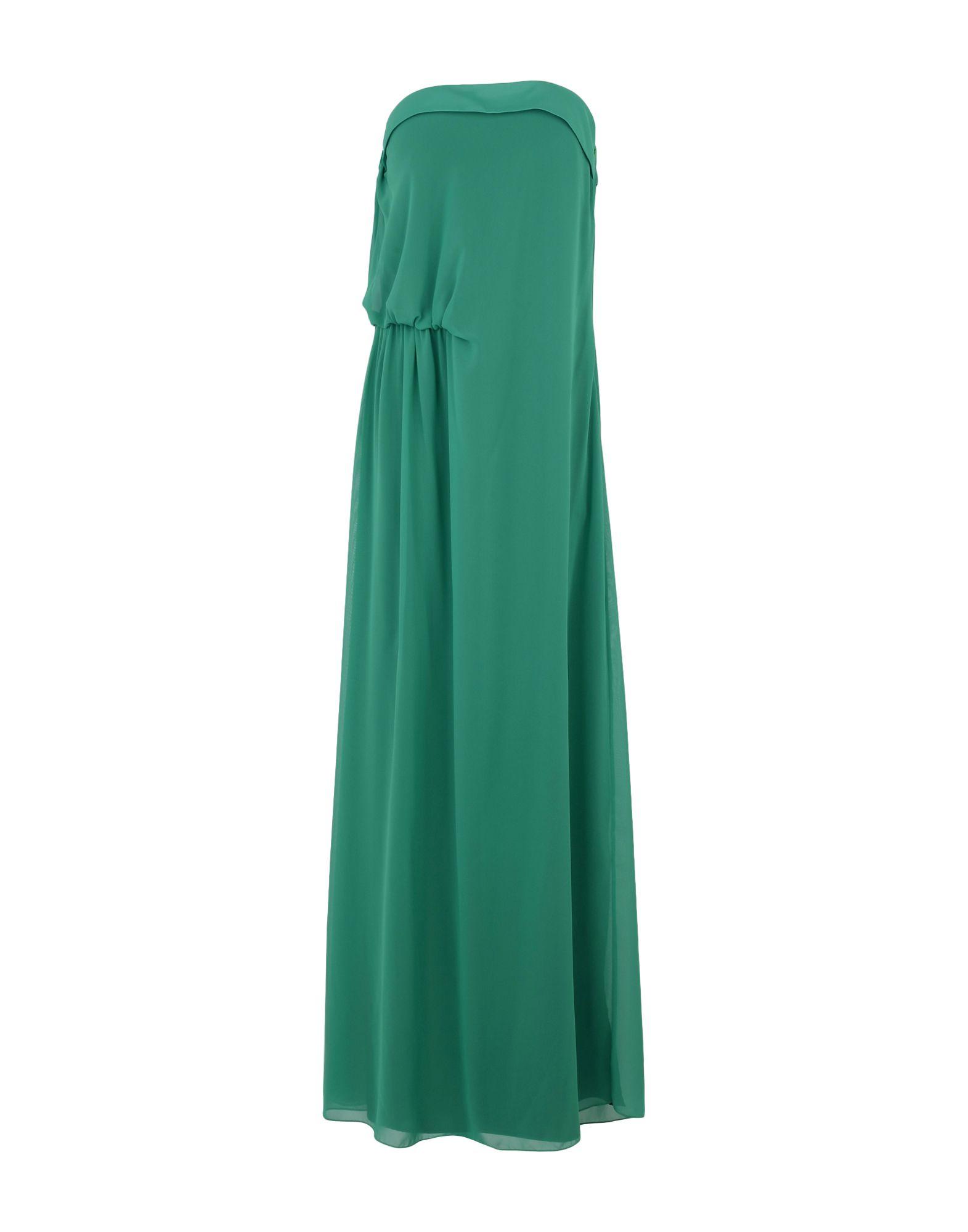 HANITA Платье длиной 3/4 lisa corti платье длиной 3 4