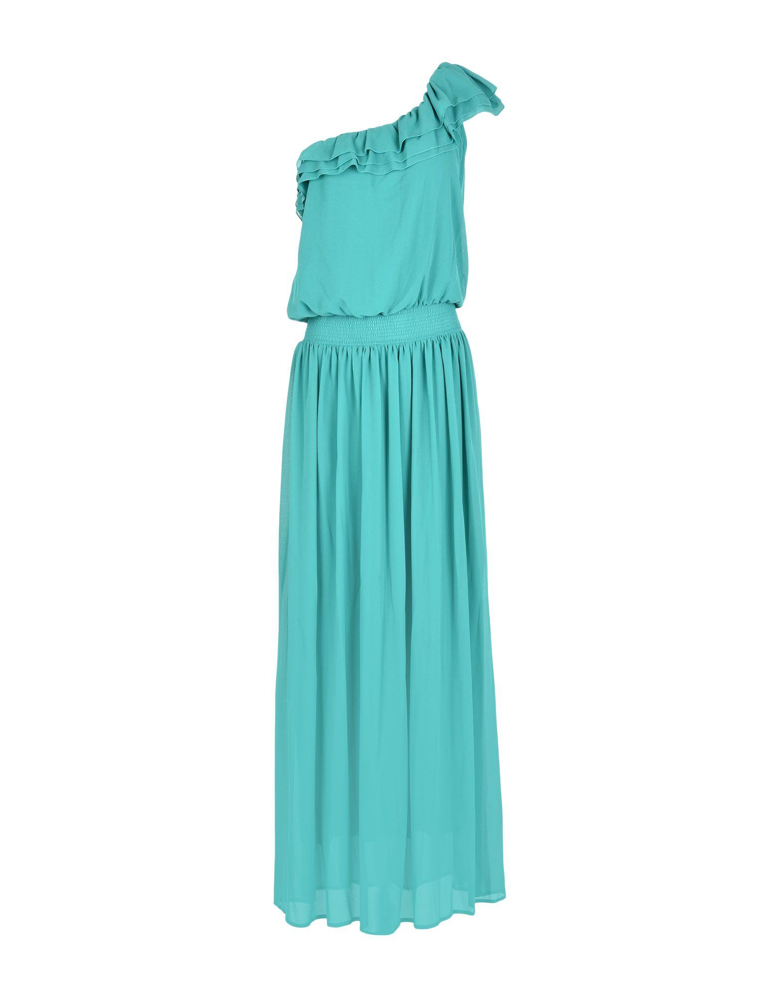 Фото PINKO Длинное платье. Купить с доставкой