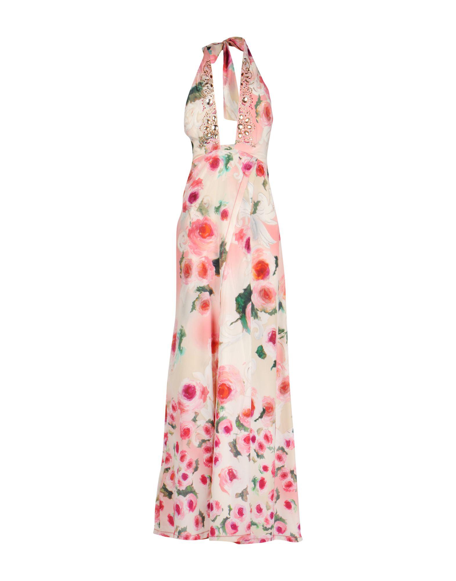 VDP BEACH Длинное платье цена 2017