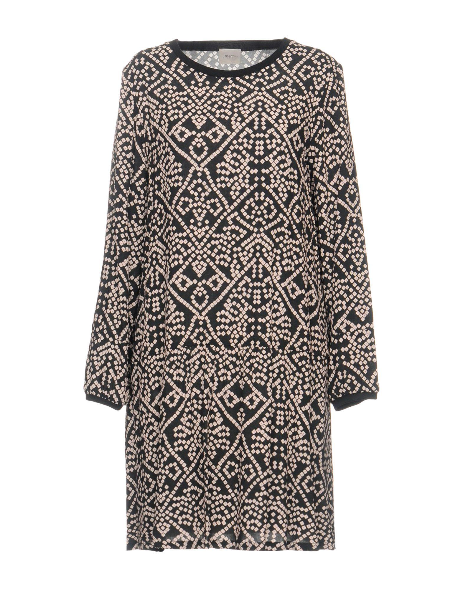 ..,MERCI | ,MERCI Short dresses | Goxip