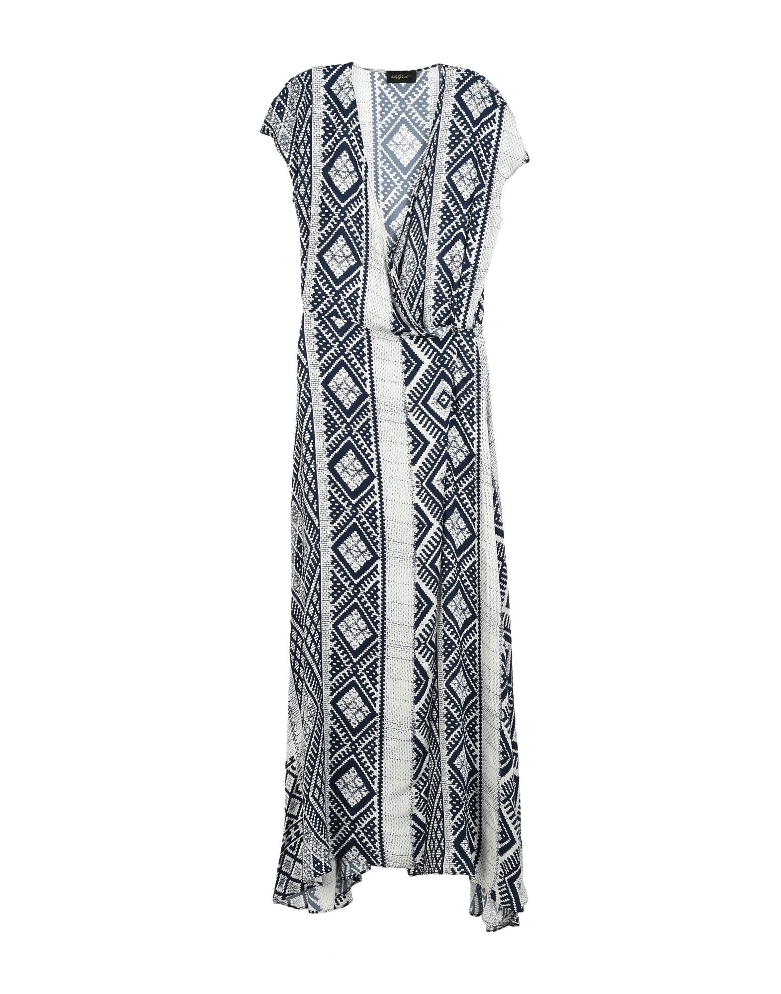 HOLY GHOST Длинное платье недорго, оригинальная цена