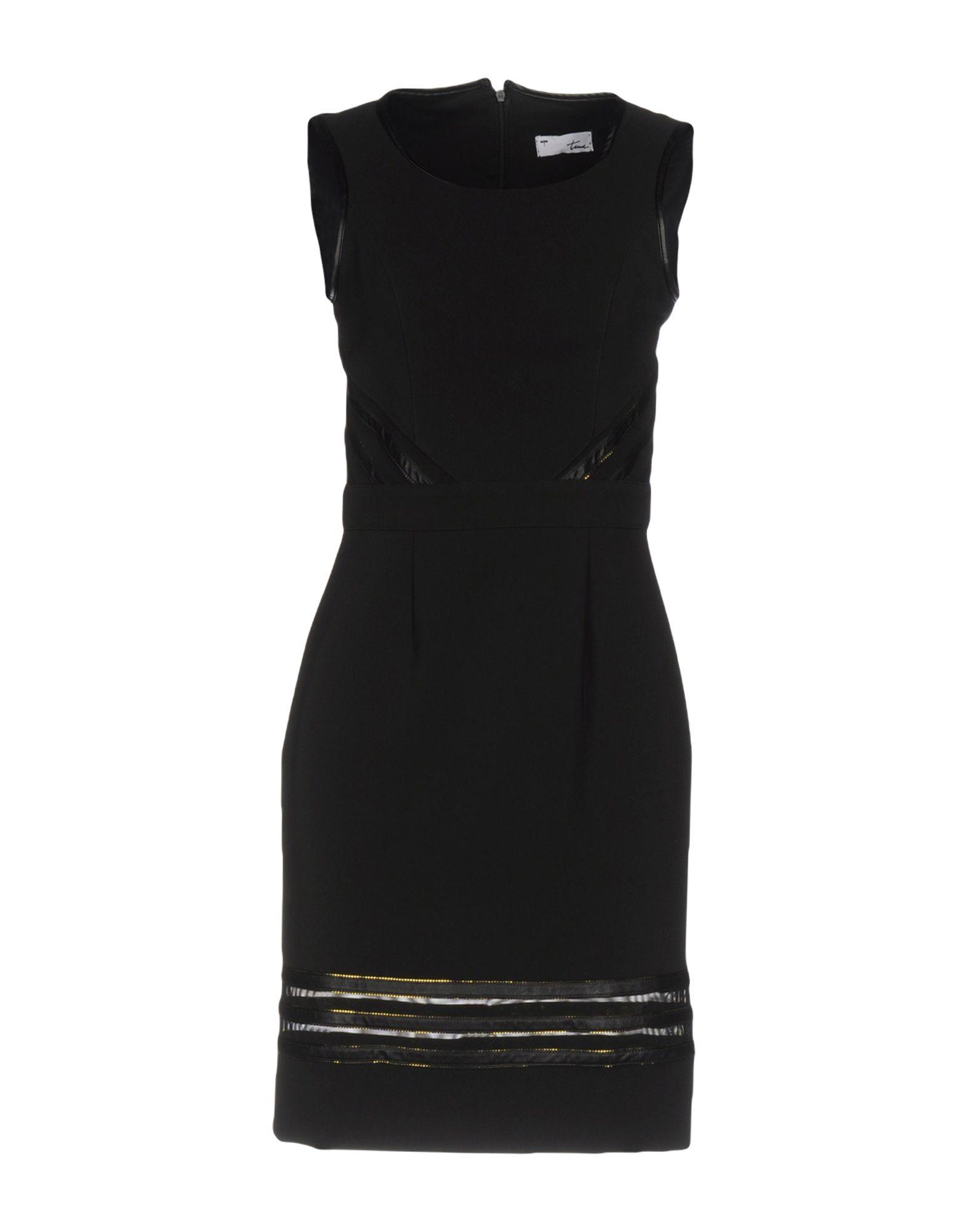 Фото - TUWE ITALIA Короткое платье tuwe italia брюки капри