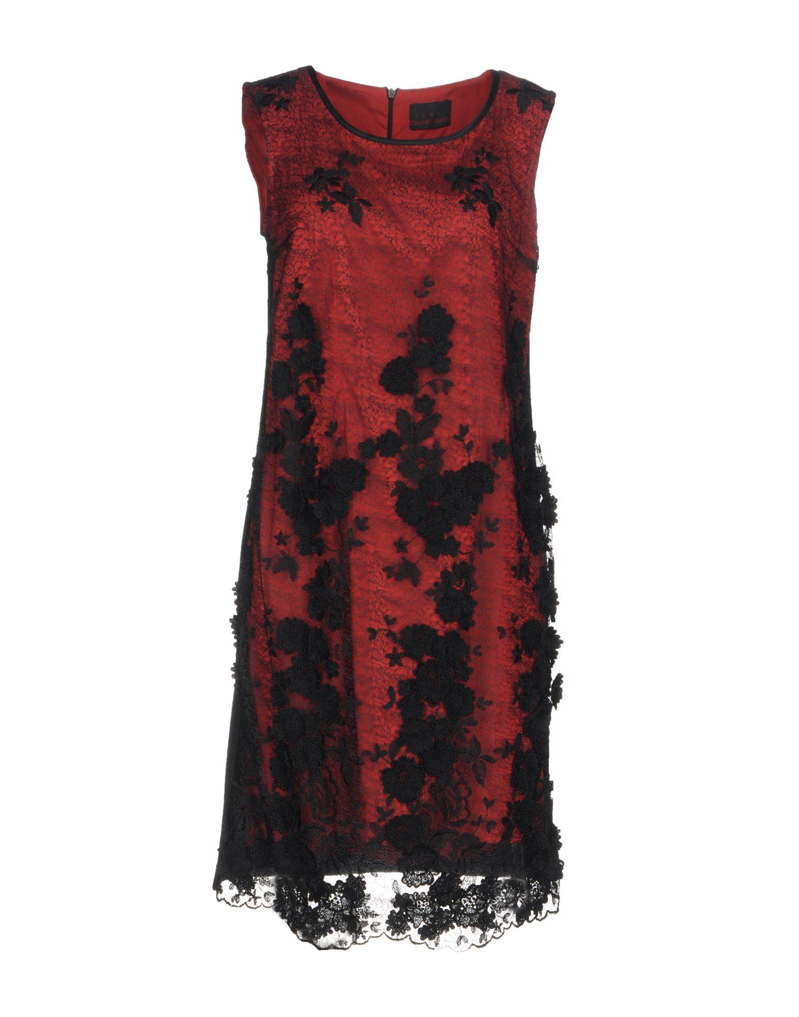 где купить GRN Короткое платье по лучшей цене